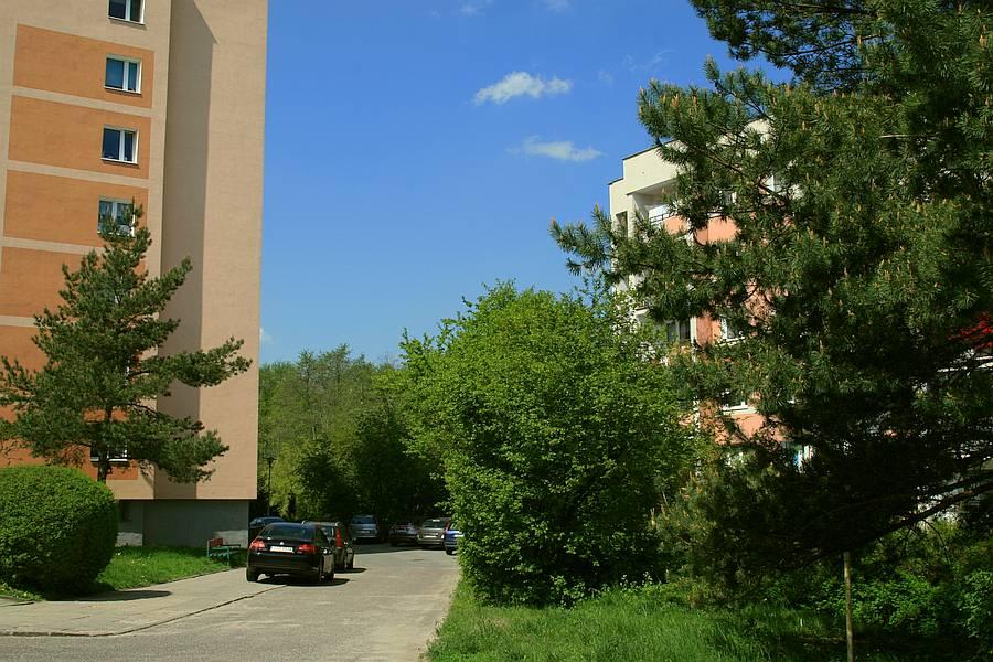 Budynek przy ul.Mazowieckiej